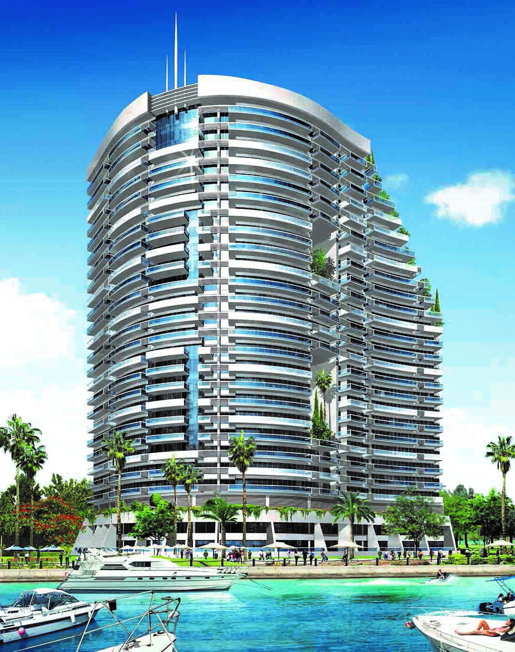 Geha Engineering- Sorouh Tower II